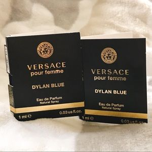 VERSACE Dylan Blue set of 2